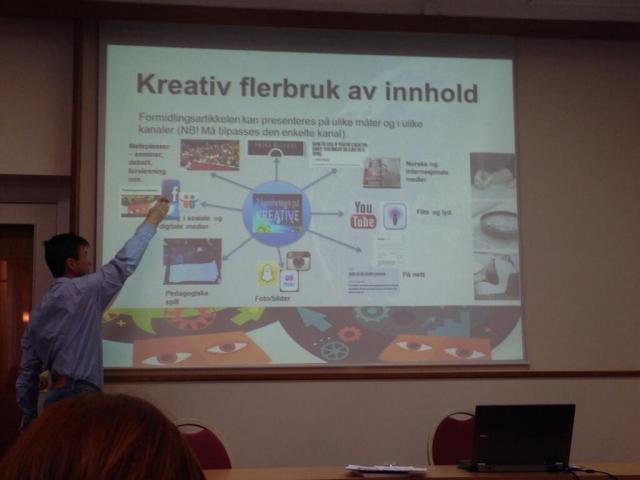 Kreativ flerbruk_forelesning