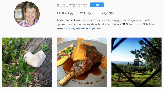 Instagram til 1000_skjermdump