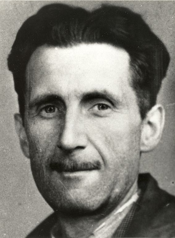 George_Orwell_Foto fra National Union of Journalists