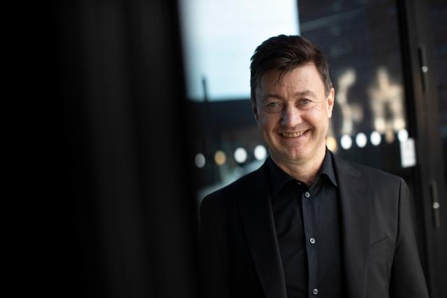 Audun Farbrot_Portrett i miljø (Foto - Torbjørn Brovold)